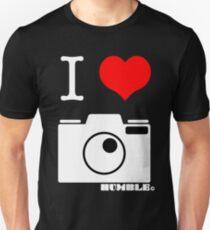 I Heart Camera MK II T-Shirt