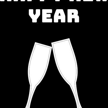 New Year's Eve Shirt New Year by hourglass7