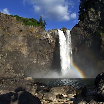 Snoqualmie falls by WFP87