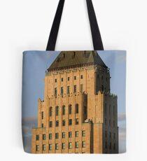 Price bulding - Quebec City Tote Bag