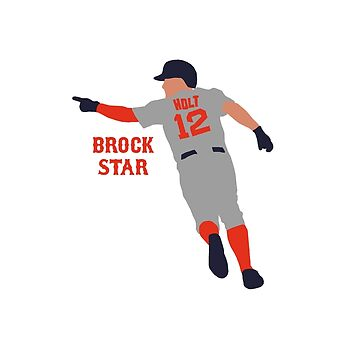 "Brock Holt - ""BrockStar"" by DHink182"
