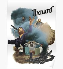 Anderson .Paak Oxnard Album Poster