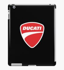 Ducati Logo Merchandise iPad Case/Skin