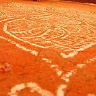 Patterns on sand by SaharV