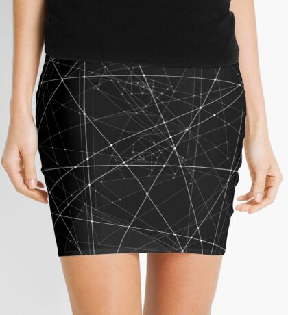 Constellations Mini Skirt