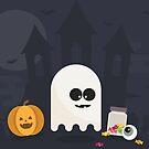Halloween Ghost by creepyjoe