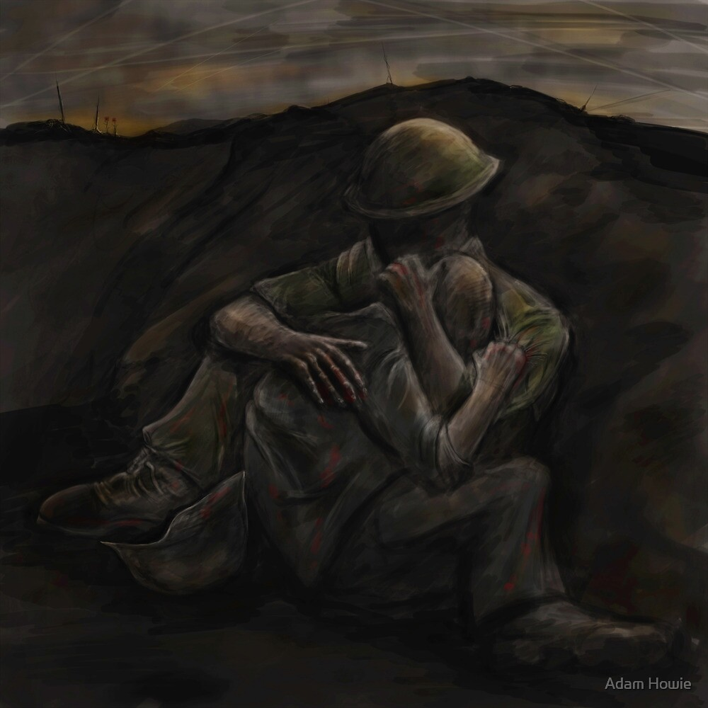Remembrance by Adam Howie