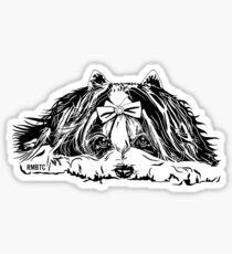 Biewer Terrier Sticker