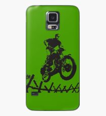 Steve McQueen Jump Case/Skin for Samsung Galaxy