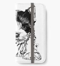 Biewer Terrier Puppy iPhone Wallet/Case/Skin