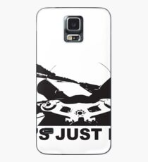 Let's Just Ride Case/Skin for Samsung Galaxy