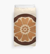 Order of the White Lotus Duvet Cover