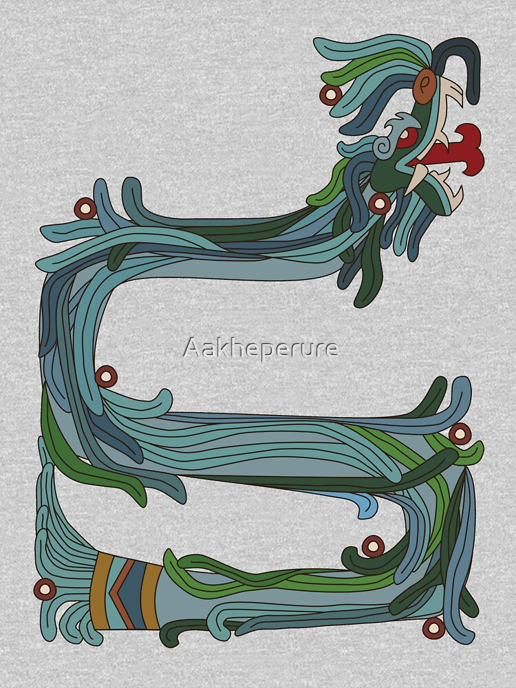 Quetzacoatl: The Feathered Serpent by Aakheperure