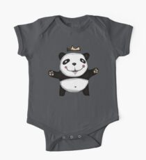 Panda One Piece - Short Sleeve