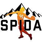 Spida Mountains 2 by SaturdayAC