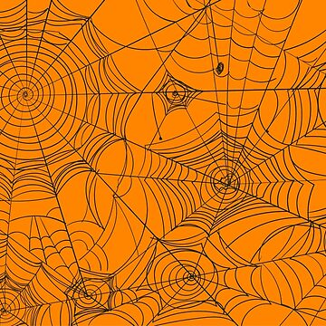Spider Webs by Tr0y