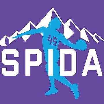 Spida Mountains 5 by SaturdayAC