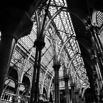 Architecture in black and white by franceslewis