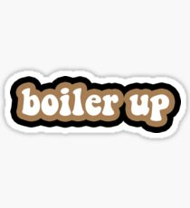 Boiler Up - Purdue University Sticker