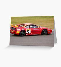 Ferrari F355 Greeting Card