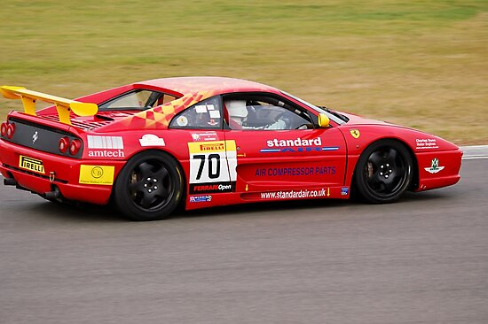 Ferrari F355 by Willie Jackson