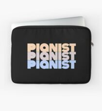 PIANIST -Pianist. Pianist. Pianist Laptop Sleeve