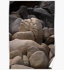 Granite Poster