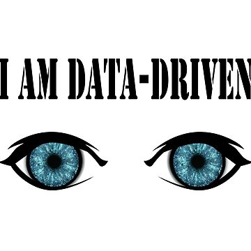 Data-Driven Eyes (white) by ColorfulCortex