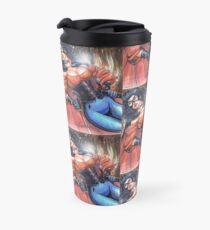 Lady Zorro™ Travel Mug