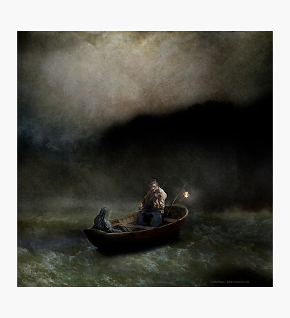 Charon's Lullaby Photographic Print