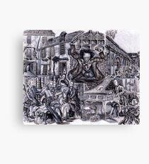 Classical Canvas Print
