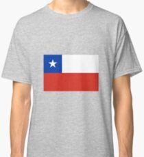 Flag of Chile Classic T-Shirt