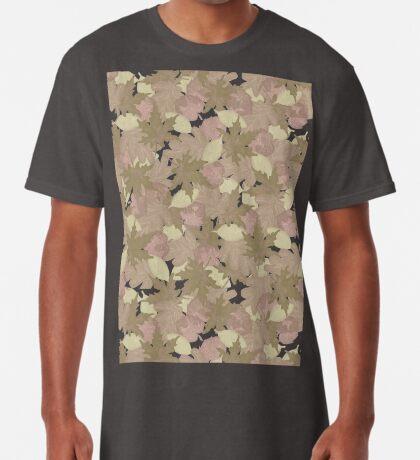 Soft Fall #redbubble #fall Long T-Shirt