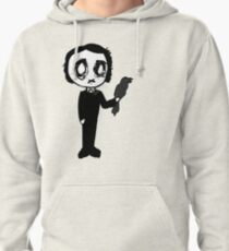 Nevermore!  Pullover Hoodie