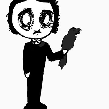Nevermore!  by GothicCupCake
