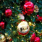 Christmas Ornaments  by Asiantiger247