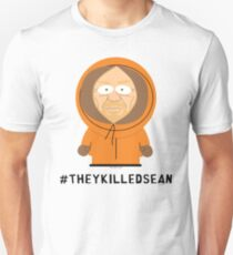 They Killed Sean Unisex T-Shirt