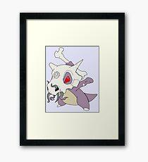 Cthubone Framed Print