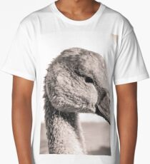 Closeup Long T-Shirt