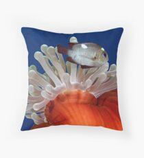 False Nemo Throw Pillow