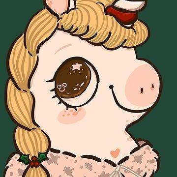 Unicane Princess by fluffymafi