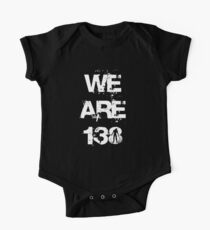 We are 138 One Piece - Short Sleeve