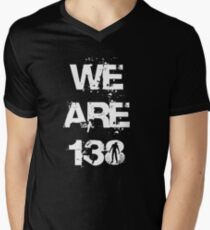 Nous sommes 138 T-shirt col V homme