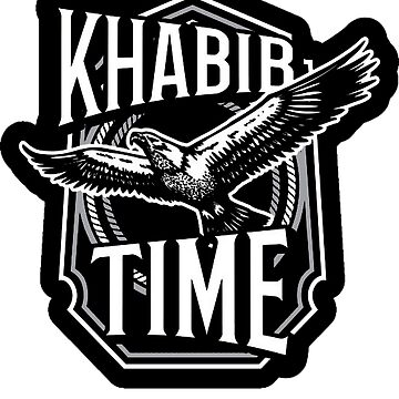 Khabib Time - The Eagle by TPGraphic