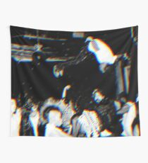 Playboi Carti - Die Lit (Split Color Glitch Effect) Tapestry