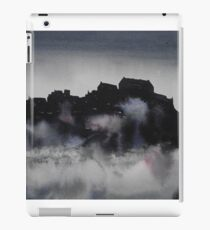 Edinburgh Castle Darkness 3 iPad Case/Skin