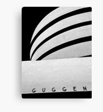 Guggenheim - NYC Canvas Print