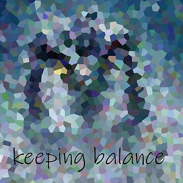 Keeping Balance by starcloudsky