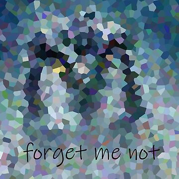 Forget Me Not by starcloudsky