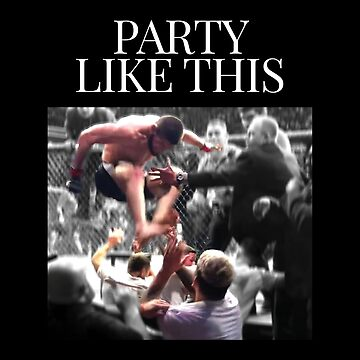 Party Like This Haha Funny by elhefe
